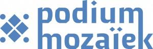 podium mozaiek logo