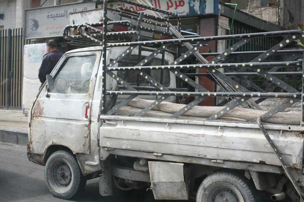 damascus truck